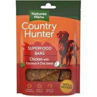 Natures Menu Super Food Bars Chicken