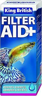 King British Safe Water Filter Aid 250ml