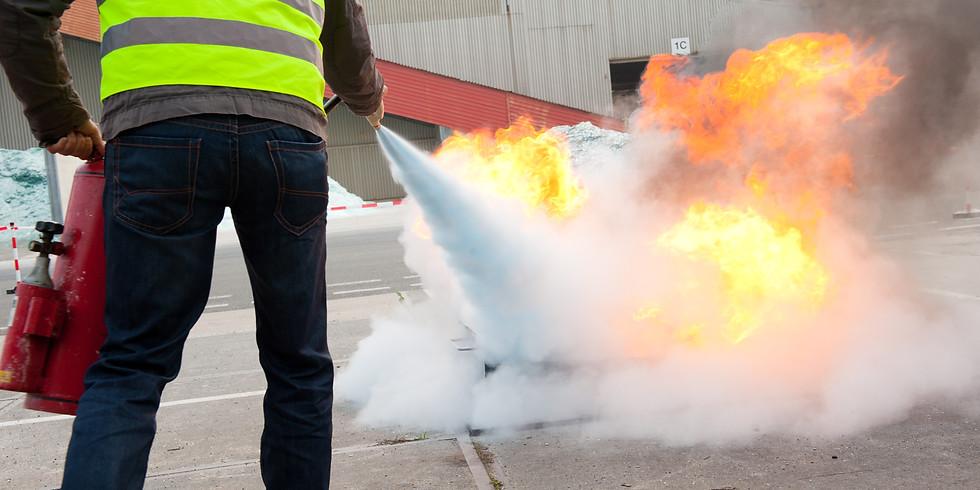 Ausbildung zum Brandschutz- & Evakuierungshelfer 05.06.2020