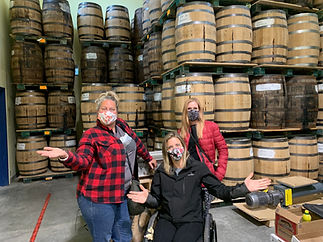 Soulfly Team at a Brewery Tour
