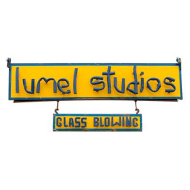 Lumel Studios Glass Blowing