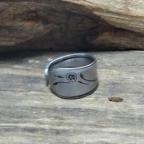 Recycled Spoon Ring