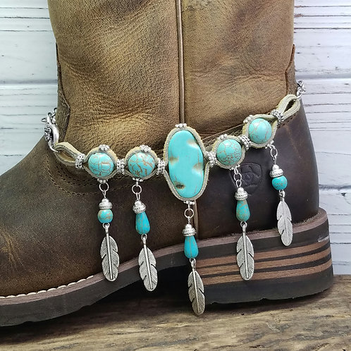 Native American, Boot Jewelry / Choker Necklace