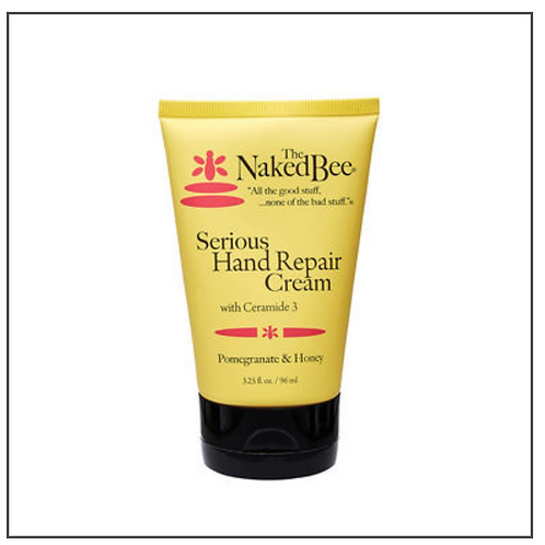 The Naked Bee Serious Hand Repair Cream 3.25 fl. oz.