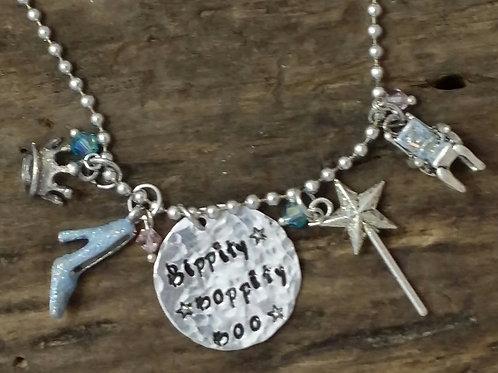 Disney Inspired Cinderella Necklace