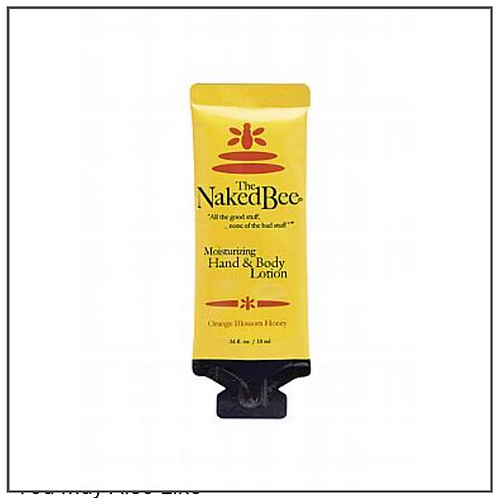 The Naked Bee Moisturizing Hand & Body Lotion (SAMPLE, .23 fl. oz.)