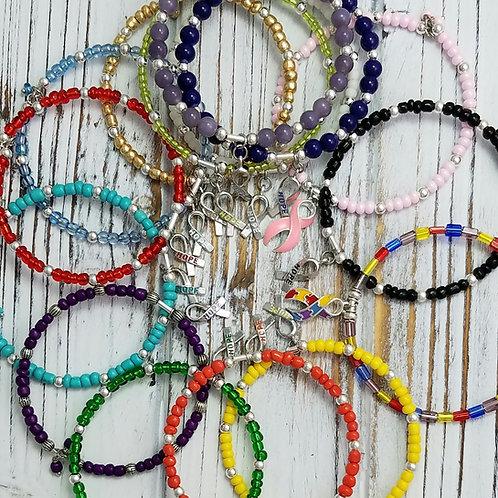 Cause Bracelets, Awareness Bracelets