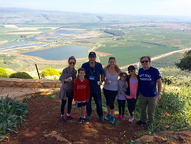 Patrick_family_northern_Israel_tour_guid