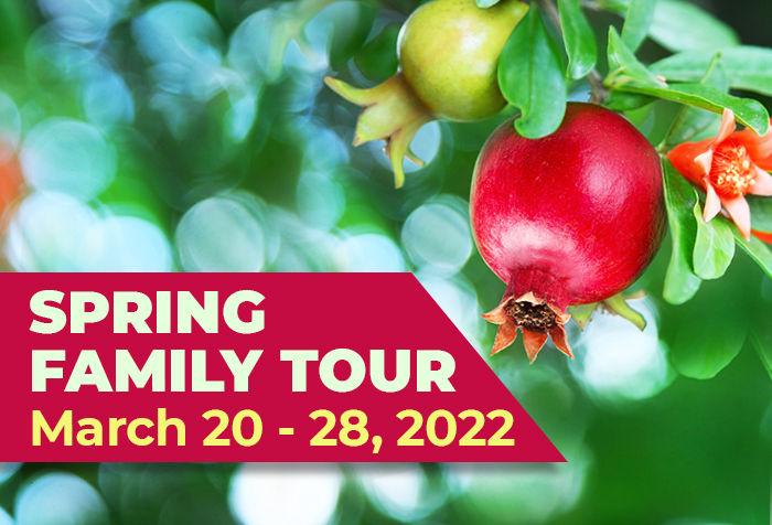 Spring Group Tour