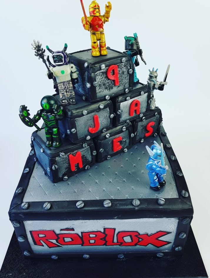 Roblox custom Cake
