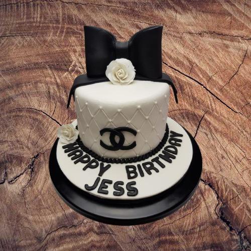 Custom Chanel Cake