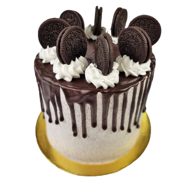 Cookies and Cream 10 inch