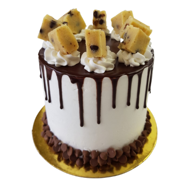 Cookie Dough Cake 6 inch