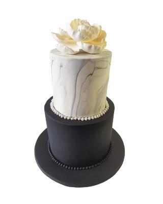 2 Tier Celebration Cake