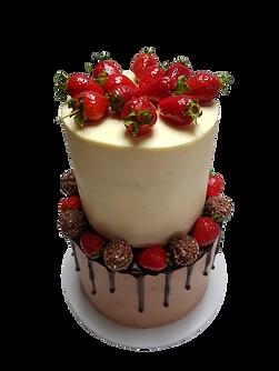 2 Tier Cakes