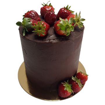Dark Chocolate Mudcake 6 inch