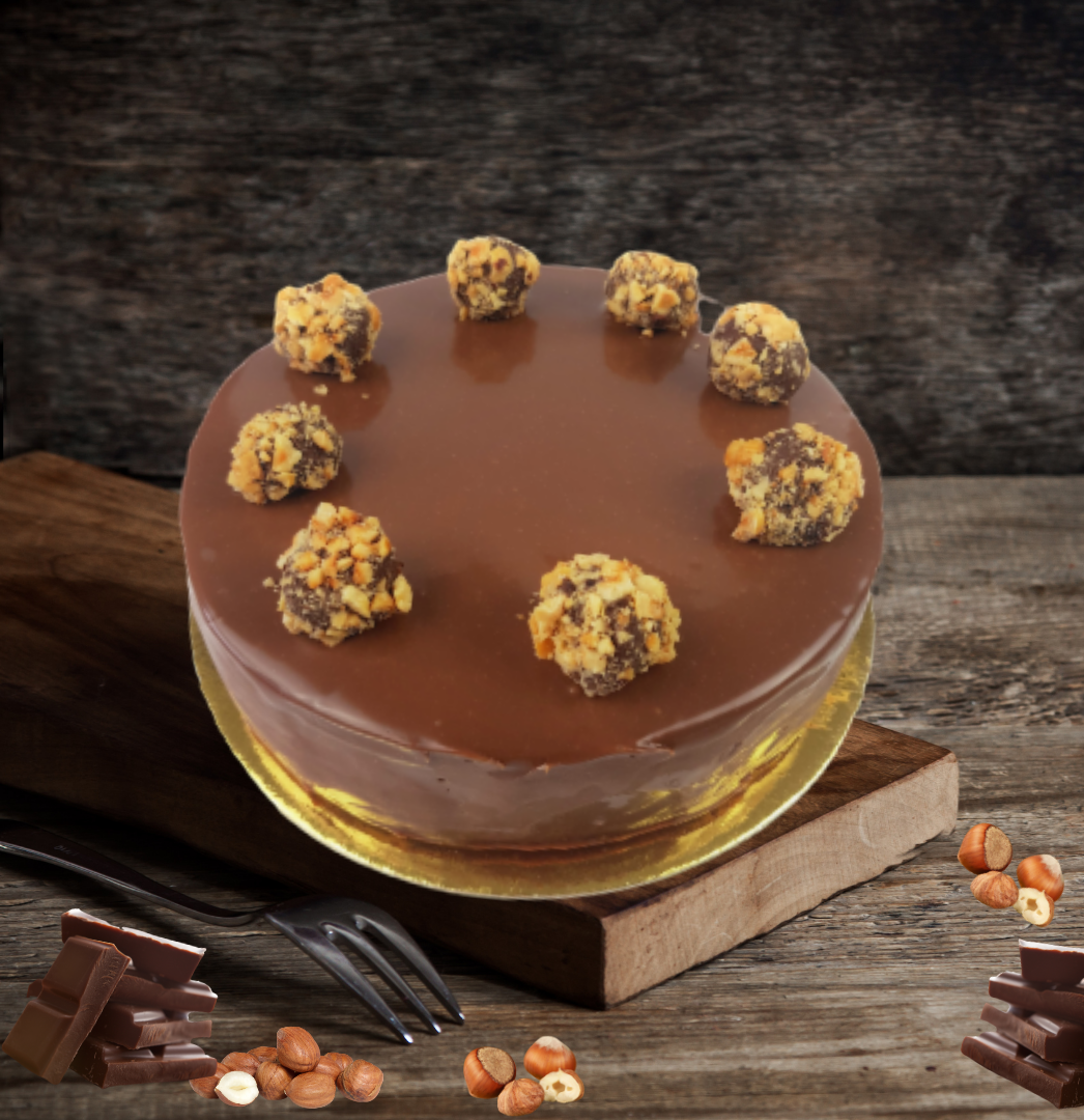 Gluten Free Hazelnut and Chocolate Mousse_Gallery (1