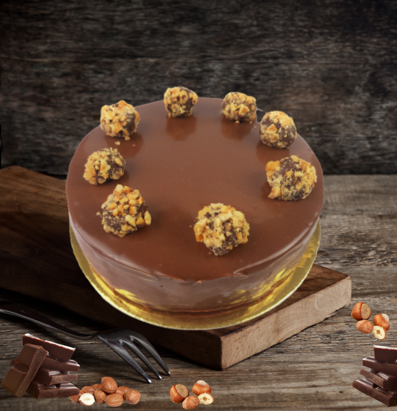 Gluten Free Hazelnut and Chocolate Mousse_Gallery (1
