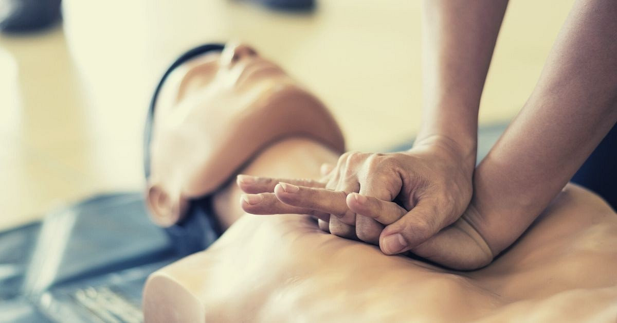 CPR, AED and First Aid Certification