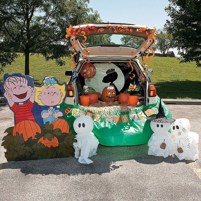 Trunk or Treat @ The Life at Timber Ridge Apartments
