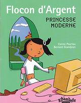 Corine Pourtau, auteur, site officiel, Flocon d'Argent, princesse moderne, jeunesse