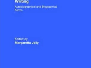 Encyclopedia of Life Writing : Autobiographical and Biographical FormsMargaretta Jolly (dir.)
