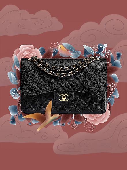 Chanel-illustration-handbag-ekbergdesign