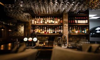 Bar och servering