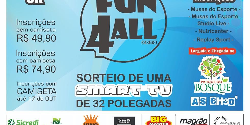 Corrida Fun4All 2020