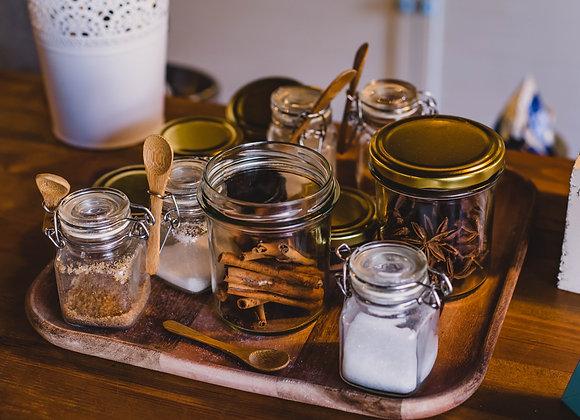 Vinegar Jar Spell ~ Sour Jar Spell