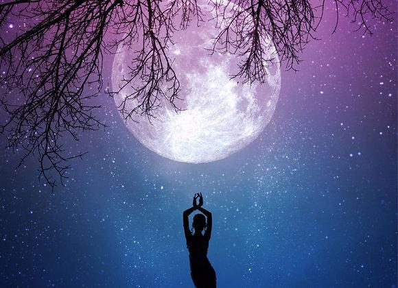 7/23 Full Moon in Aquarius Name Your Spell Black Magick ~ Eirene