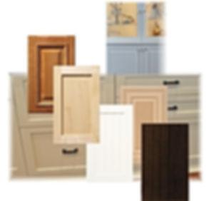 Custom built-in and kitchen cabinet doors in Northern, VA
