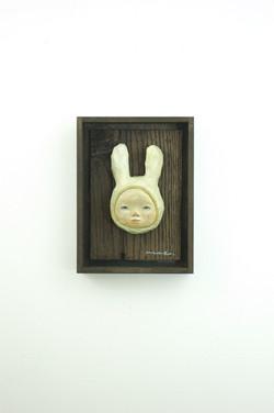 BOX-white rabbit-