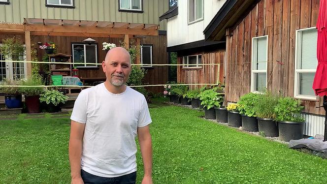 Adam Olsen - Evolution of Housing