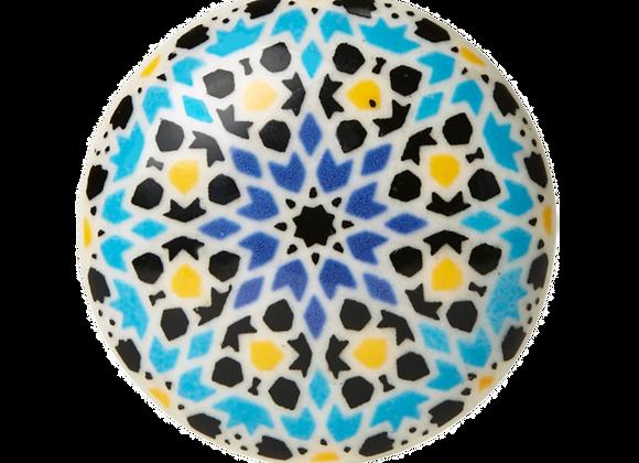 Ceramic Knob - Mozaic