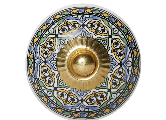 Ceramic Knobs - Persian Design