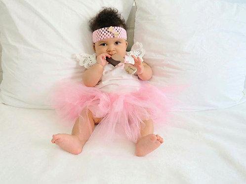 Tutu en tulle bébé taille 0 à 24 mois