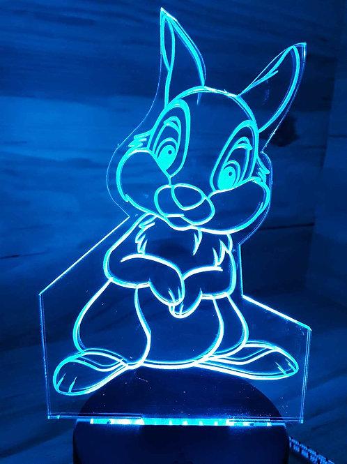 lampe LED Lapinou