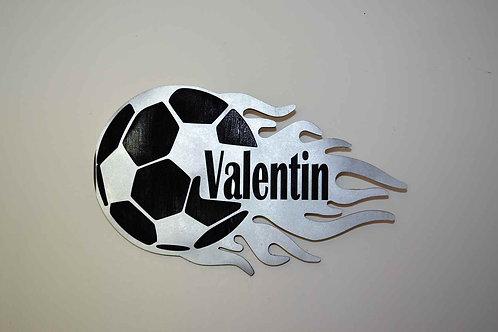 décoration football