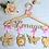 Thumbnail: Cintre de naissance printemps