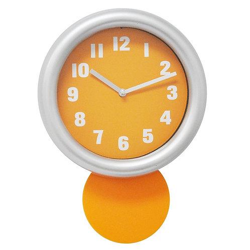 reloj de pared con pendulo
