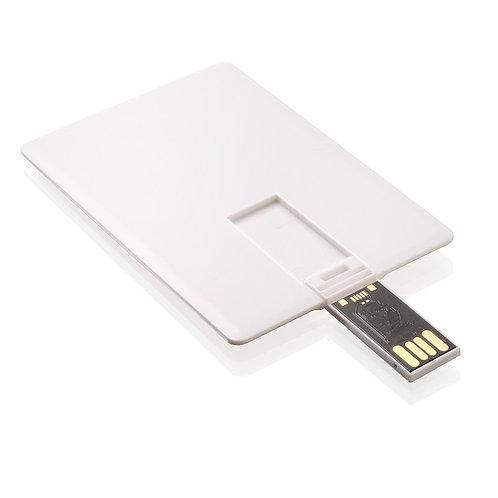pendrive tarjeta (posibilidad personalización full color)