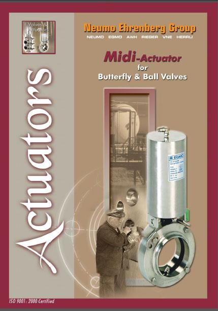 Midi Actuators