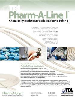Tubi flessibili Pharma TBL