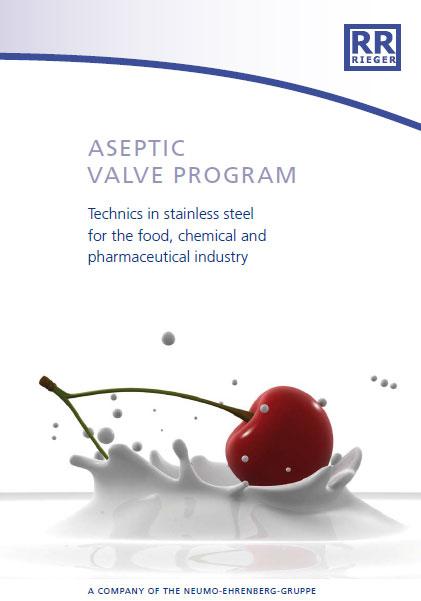 Aseptic valves program