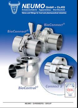 Neumo fittings BioConnect