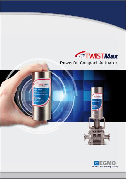 attuatori inox TwinMax
