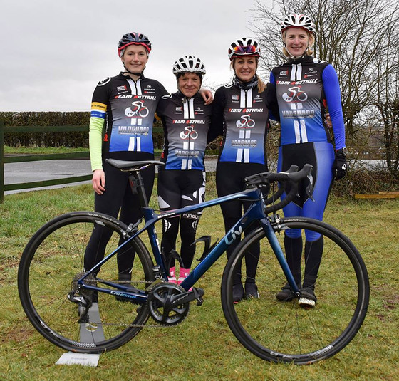 Team Bottrill- Vanguard Women March Race Roundup