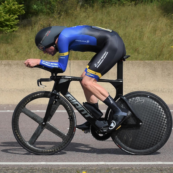 How do you ride the fastest time trial?