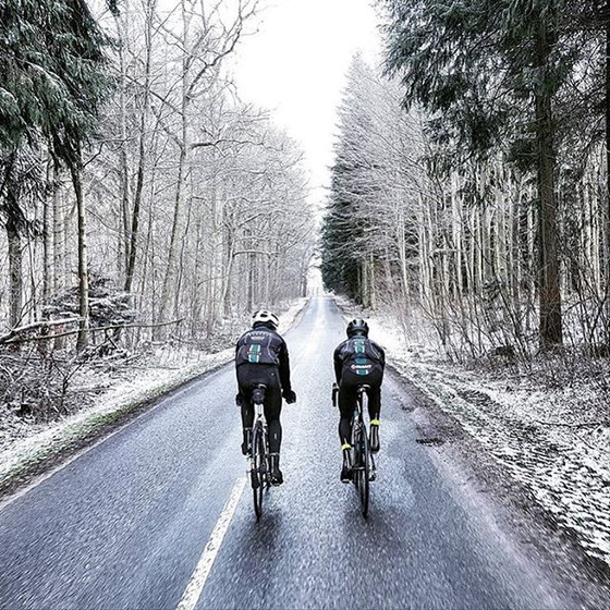 Cycling Training: Top Tips For Staying Healthy This Winter